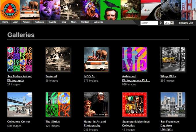 wingsdomain-artistwebsites-galleries-screenshot
