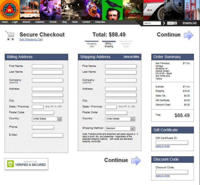 wingsdomain-artistwebsites-secure-checkout-screenshot