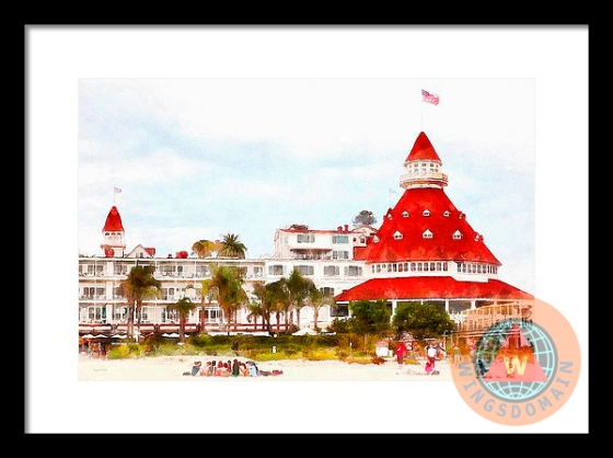 architecture, art, beach, beach resort, beaches, buy, ca, california, canvas print, cheerful, classic, coronado, coronado hotel, coronado island, cottage, del cor, del coronado, del coronado hotel, delcor, fine art, for sale, framed print, fun, greeting card, happy, historical, home decor, hospitality, hotel, hotel del cor, hotel del coronado, hotel delcor, hotel resort, hotel resorts, hotels, island, islands, landmark, metal print, motel, motels, ocean, old, pacific ocean, photograph, photography, poster, posters, print, prints, purchase, resort, resorts, san diego, sand, sandy, sell, south, southern california, the del, vacation, victorian, villa, vintage, wall art, wall decor, watercolor, wing tong, wingsdomain